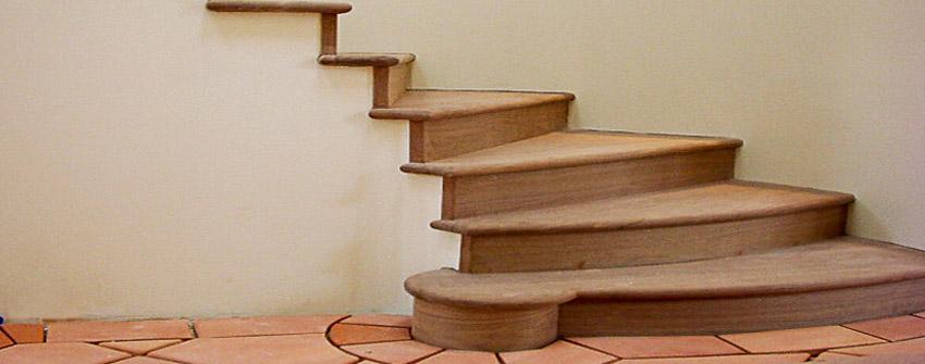 Engineered Stair Treads:
